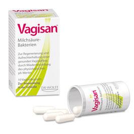 Vagisan ® Milchsäure Bakterien