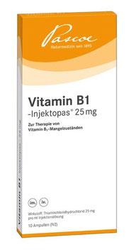 Vitamin B1 Injektopas ® 25 mg