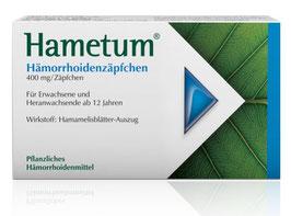 Hametum ® Zäpfchen (10)