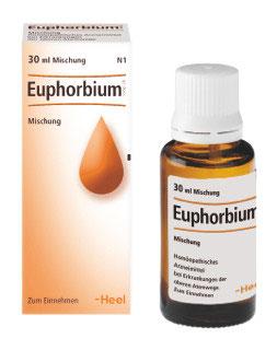 Euphorbium comp. SN Mischung