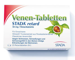 Venen-Tabletten Stada ® retard