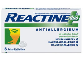 Reactine duo ®