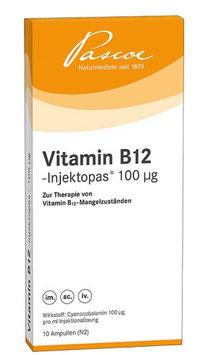 Vitamin B12 Injektopas ® 100 mg