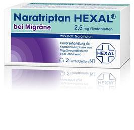 Naratriptan HEXAL ® bei Migräne