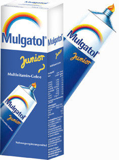 Mulgatol ® Junior Gel