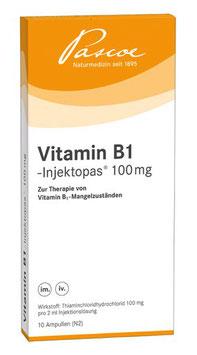 Vitamin B1 Injektopas ® 100 mg