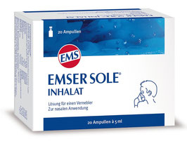 Emser Sole ® Inhalat Ampullen