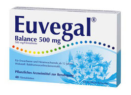 Euvegal ® Balance 500 mg
