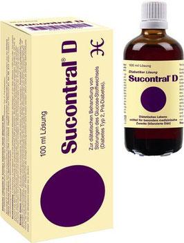 Sucontral ® D Diabetiker Lösung (100 ml)