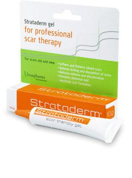 Strataderm ® Narbengel