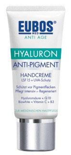 Eubos ® Hyaluron Anti-Pigment Handcreme