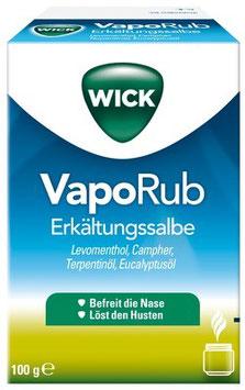 WICK VapoRub Erkältungssalbe (100)