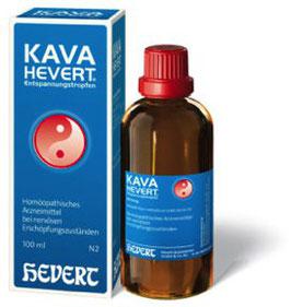 Kava Hevert ® Tropfen
