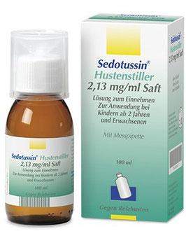 Sedotussin ® Hustenstiller Saft