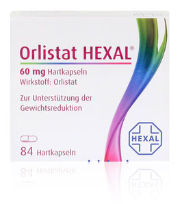 Orlistat ® Hexal 60 mg