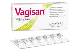 Vagisan ® Milchsäure Zäpfchen (7)