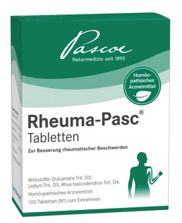Rheuma Pasc ® Tabletten (100)