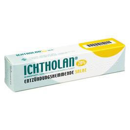 Ichtholan ® 20% Zugsalbe