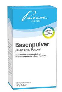Basenpulver pH-balance Pascoe ®