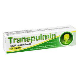 Transpulmin ® Erkältungsbalsam für Kinder