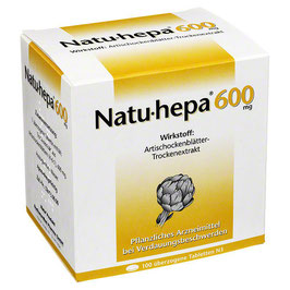 Natu hepa ® 600 mg