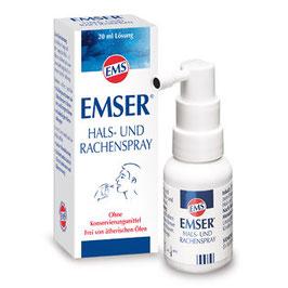 Emser ® Hals- und Rachenspray