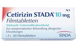 Cetirizin STADA ® 10 mg Dragees