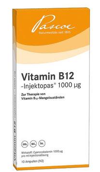 Vitamin B12 Injektopas 1000mg
