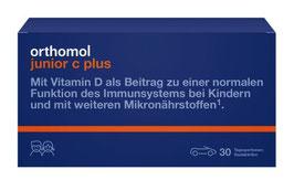 Orthomol Junior C plus ®