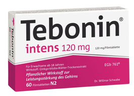 Tebonin ® intens 120mg