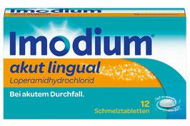 Imodium ® akut lingual (12)