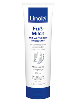 Linola ® Fuß Milch
