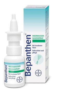 Bepanthen ® Meerwasser Nasenspray