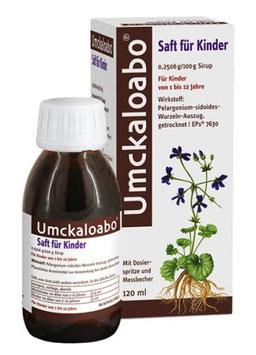 Umckaloabo ® Saft für Kinder