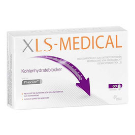 XLS Medical Kohlenhydrateblocker