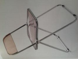 CHAIR Plia,1969   smock          designer:Giancarlo Piretti