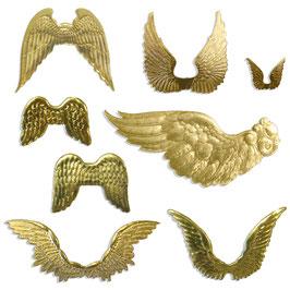 Angel Wings Set Of 84 pcs.