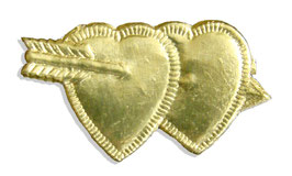 Heart With Arrow Set Of 52 pcs.