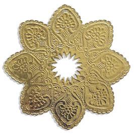 Ornament Ø 10 cm ( 5 pieces )