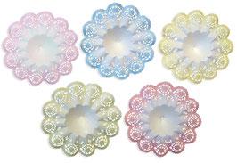 Bouquet Holder multicolored ( 25 pieces )