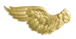 Dresden Angel Wings Set Of 4 pcs.