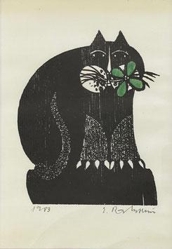Ramseier Ernst, «Katze»