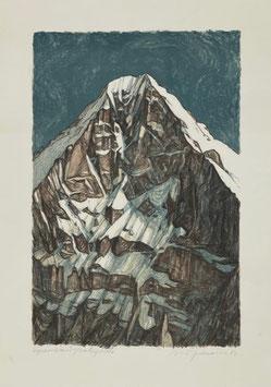 Diggelmann Alex Walter, «Eigernordwand»