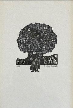 Ramseier Ernst, «Frau im Baum»