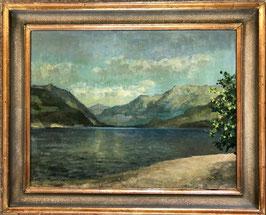 Deck Leo, «Seenlandschaft», (bereits verkauft)