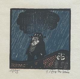 Ramseier Ernst, «Regenwolke», (bereits verkauft)