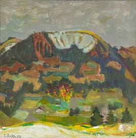 Bütikofer Fritz, «Farbige Bildlandschaft»