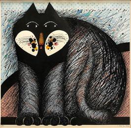 Ramseier Ernst, «Katze», (bereits verkauft)