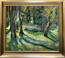 Hopf Friederich, «Waldlichtung», (bereits verkauft)