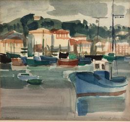 Jacobsen Knud, «St.-Jean de Luz», (bereits verkauft)